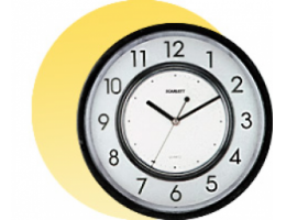 55RG-SС SCARLETT Настенные часы