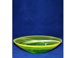 Чаша стеклянная Голландия крш ябл зел 83-012-ф30  1/20  2085