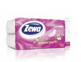 бумага туалетная ZEWA №4 белая
