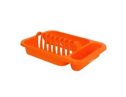 Подставка для посуды 33,8х24,6х7,1см, цвета в асс. 8808