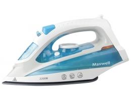 Maxwell 3055 Утюг голубой