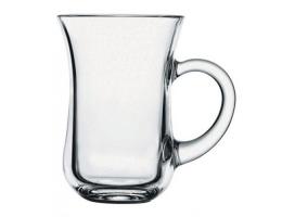 Армуды №6 стакан для чая с ручкой 145сс TEA GLASSES 55411
